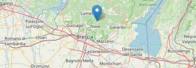 Terremoto Brescia, scossa di magnitudo 2,7: gente in strada, controlli negli edifici