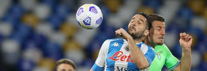 Napoli, col Cagliari in difesa torna Manolas: il leader ritrovato