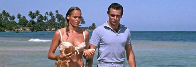 Sean Connery morto, tutti gli amori dello 007 tra flirt e due matrimoni