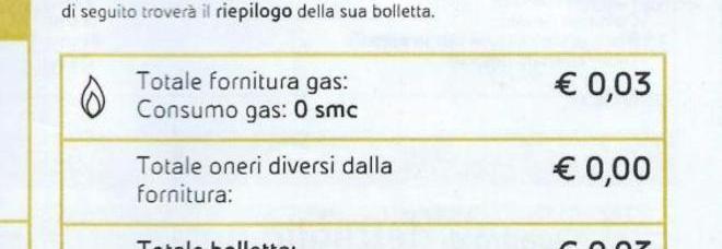 Bolletta di 3 cent al defunto l 39 eni deve pagare il - Oneri diversi dalla fornitura eni cosa sono ...