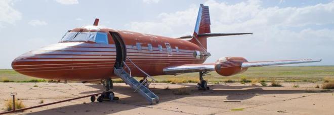 Costo Jet Privato Ronaldo : Elvis presley in vendita all asta il suo primo jet