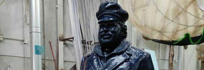 Bud Spencer, la statua cerca casa: «Adottiamola a Napoli»