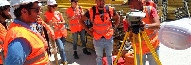 Napoli, la formazione per essere al passo nelle costruzioni 4.0
