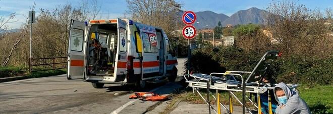 Marcianise, operaio cade da sei metri: muore sul colpo, inutile ogni soccorso