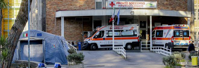 Napoli, al Cotugno e Policlinico solo posti Covid: cancellati i reparti per i malati di Aids