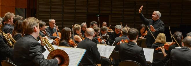 """Ravello Festival, concerto mozartiano con """"Les Musiciens du Louvre"""""""