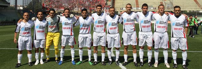 Nocerina: con il campionato fermo si celebrano i 10 anni dalla Serie B