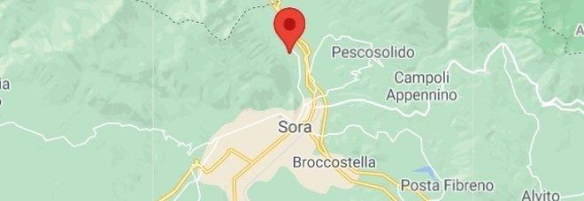 Terremoto a Sora di 3.4, paura e gente in strada in tutta la Ciociaria
