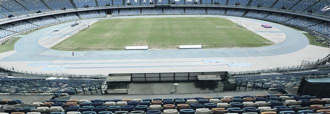Stadio Maradona, de Magistris cancella l'evento del 29 luglio: «Troppe polemiche»