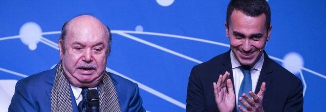 Di Maio: «Abbiamo fatto Lino Banfi patrimonio dell'Unesco». L'attore nella commissione italiana