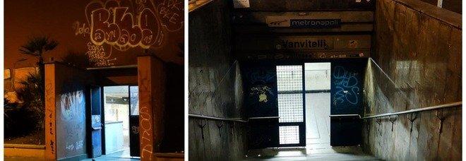 Napoli: piano anti-freddo, sopralluogo nelle stazioni metrò aperte per i senzatetto