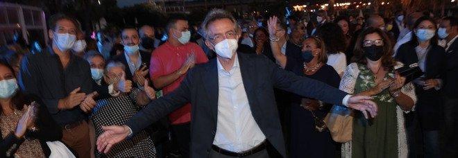 Gaetano Manfredi candidato sindaco a Napoli: «Basta tensioni interne, ora lavoro e progetti per unire la coalizione»