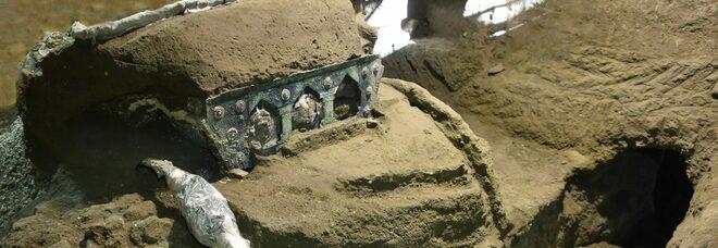 Pompei, condannati i tombaroli: «Hanno saccheggiato la villa del carro»