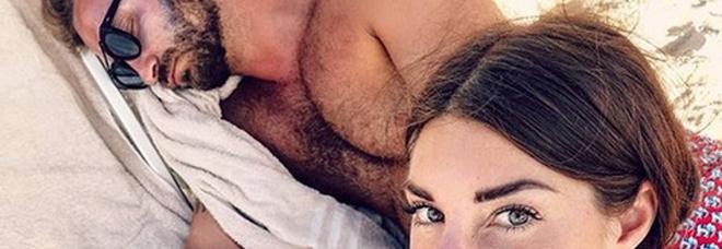 Stefano Corti e Bianca Atzei (Instagram)