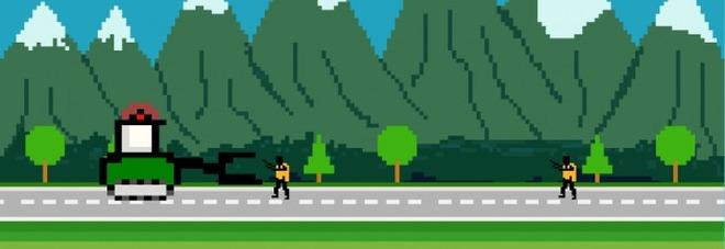 Ruspadana, il gioco per schiacciare gli immigrati con la ruspa. Pioggia di segnalazioni su Apple Store
