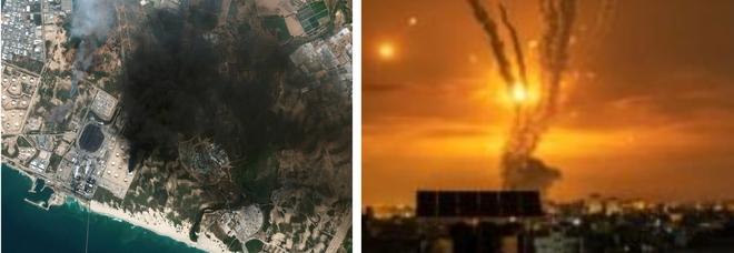 Israele, l'esercito entra a Gaza: attacco di truppe di terra e di cielo