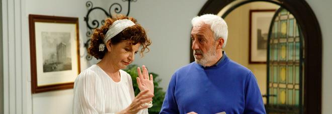 I ricordi di Patrizio Rispo: «Quegli scarabocchi per nonna Giorgia»