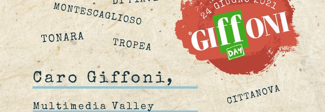 Tutto pronto per il «Giffoni Day», in rete i ragazzi di undici città