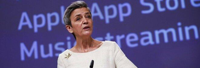 Apple sotto accusa dell'Ue: «Ostacola la concorrenza»
