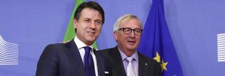 Conte a Bruxelles da Juncker: «Reddito e quota 100 restano»