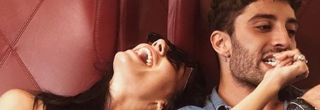 Giulia De Lellis e Andrea Iannone, lui romantico su Instagram: «Erano anni che non vedevo il sole»