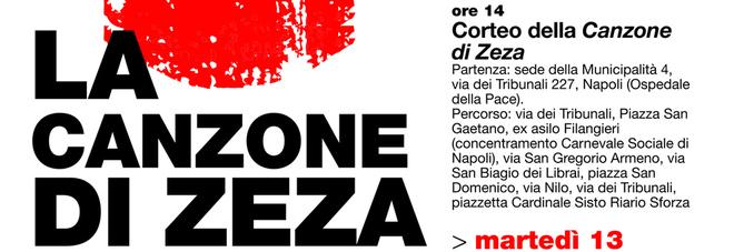 Napoli - La canzone di zeza