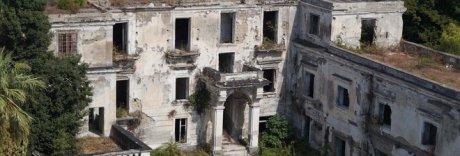 """Villa del '700 cade a pezzi: è il primo istituto di """"medicina sociale"""""""