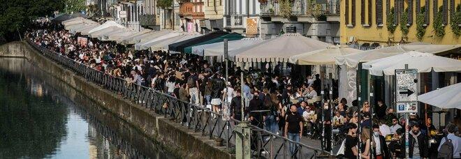 Covid Italia, bollettino di oggi 23 luglio: 5.143 casi e 17 morti morti. Tasso di positività al 2,2%