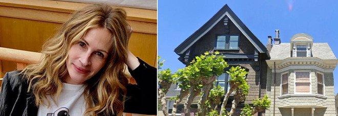 Julia Roberts compra casa a San Francisco per 8,3 milioni di dollari