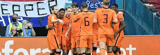 Olanda-Austria, diretta ore 21. Probabili formazioni: de Boer conferma Weghorst e Depay, Foda prova Lazaro