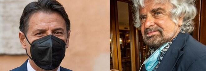 Grillo-Conte, trattativa ancora in corso: e il garante del Movimento non viene a Roma