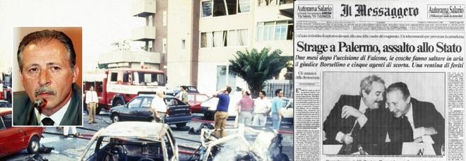 Borsellino, Palermo ricorda il giudice ma la figlia Fiammetta se ne va