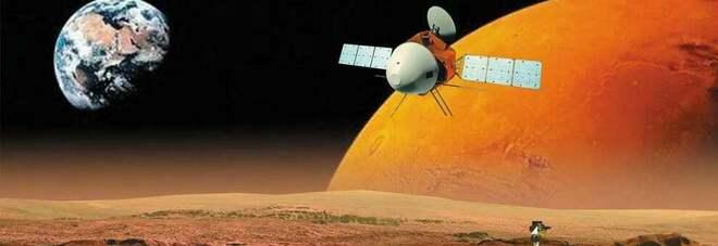 Marte, sonda cinese Tianwen-1 arrivata in orbita: tra pochi mesi lo sbarco