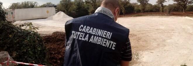 Sotto inchiesta 14 operai assenteisti nell'ex discarica rsu di Padula