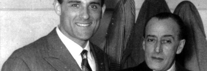 Giacomo Rondinella con Totò