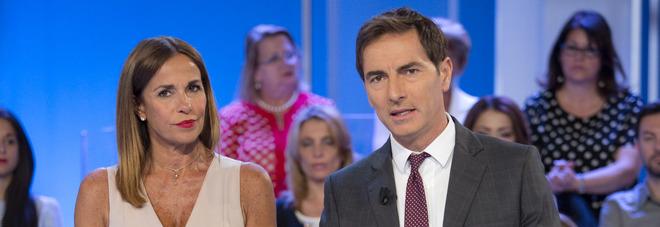 Marco Liorni verso Domenica In: con Cristina Parodi o al suo posto?