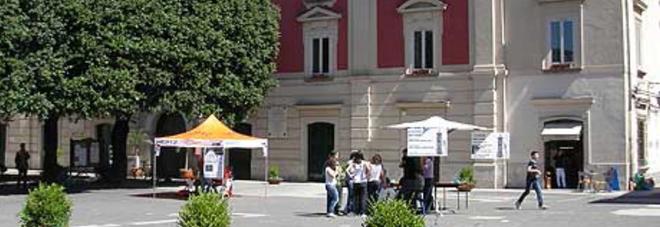 Il municipio di Marigliano