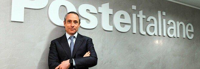 Matteo Del Fante, ad Poste Italiane
