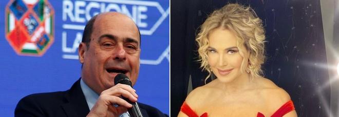 Nicola Zingaretti elogia Barbara D'Urso: «Hai portato la politica vicino a tutte le persone, ce n'è bisogno»