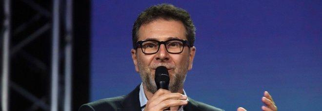 Fazio, Salvini: «Trasmissione politica pagata da italiani. Palinsesti? Non decido io»