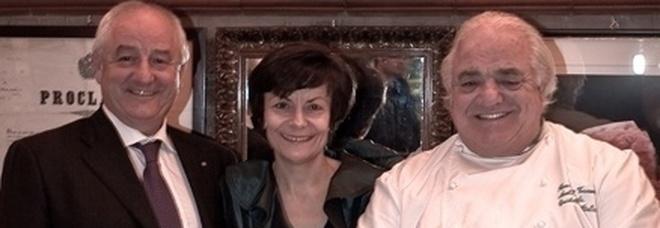 Romano Tamani : Chef stellato 75enne rapinato e sequestrato nel suo ristorante