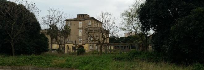 Villa Vela Napoli Barra