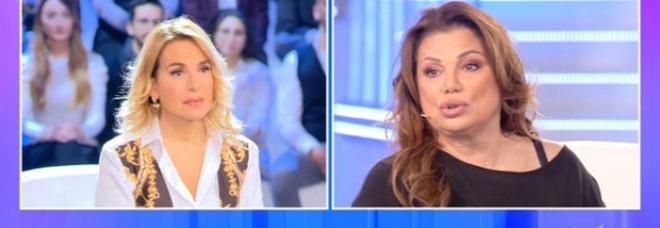 Serena Grandi da Barbara D'Urso: «Io e Gianni Morandi innamoratissimi, mi lasciò lui»