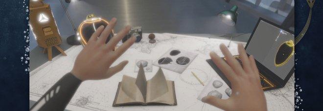 Dive in The Past: l'archeologia subacquea nel Mediterraneo in un videogioco 3D made in Italy