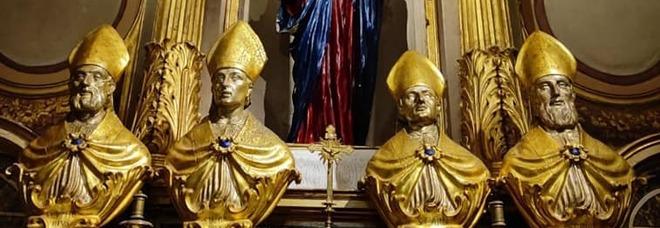 Napoli, «L'arte eterna» nella basilica di San Giovanni Maggiore