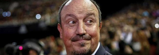 Napoli, Benitez segue gli azzurri: «Un ritorno? Non fatemi parlare...»