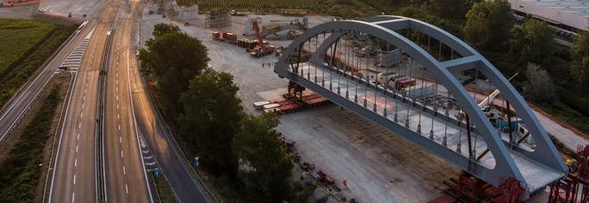 Napoli-Bari Av, terminati i tre ponti sulla tratta Napoli-Cancello