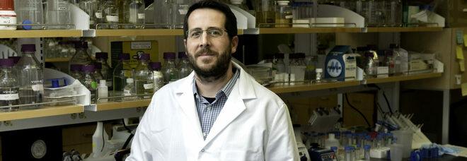 Il biologo Jason McLellan (foto Università di Austin, Texas)