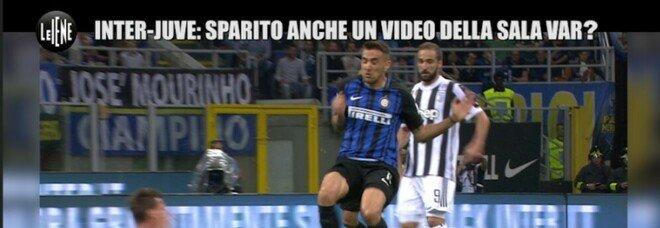 Inter-Juve, la vergogna Var: scomparsi anche altri video
