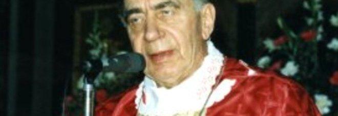 Il vescovo Antonio Riboldi